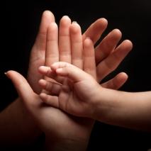 Dad-Baby-Hands