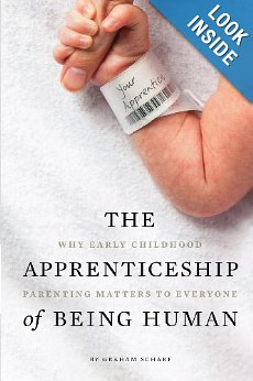 Graham Scharf The Apprenticeship of Being Human on The Great Dads project with Keith Zafren